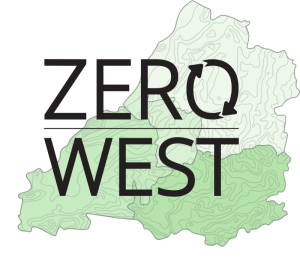 Zero West Square logo - large