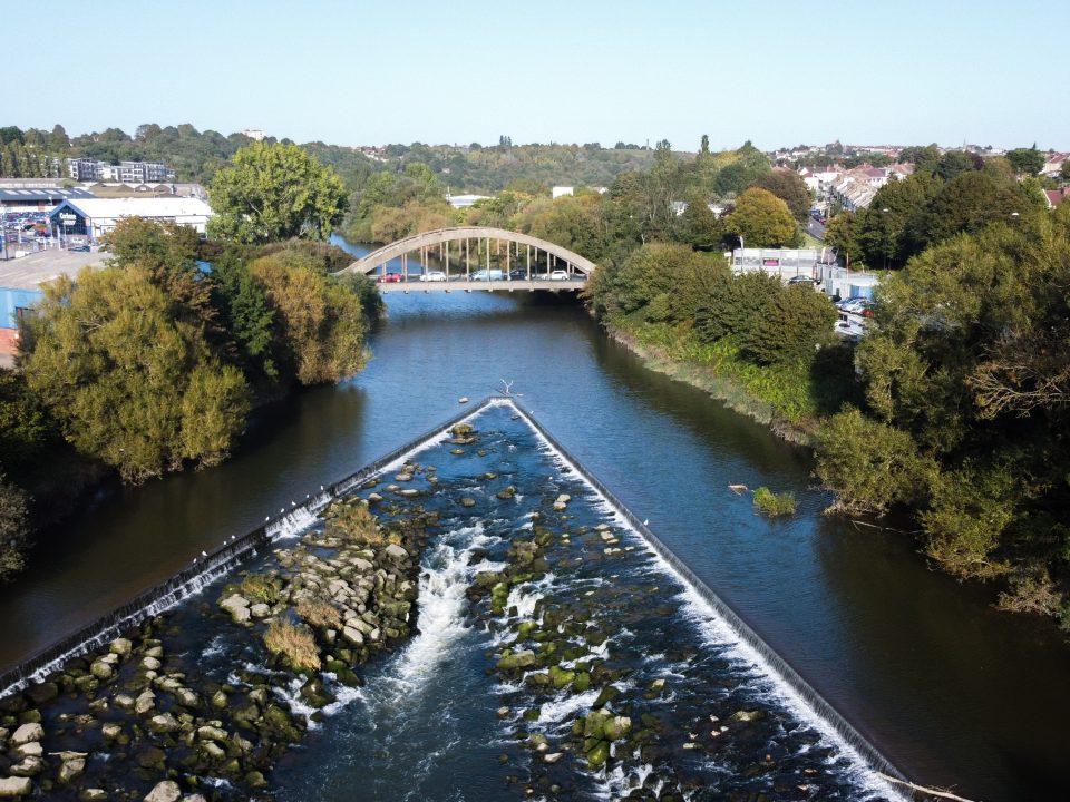 netham_weir_Bristol_Energy_Coop_Hydro_Scheme